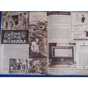 REVISTA RADIO ROMANIA , NR. 89 / 1942