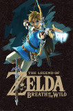 Poster maxi - The Legend of Zelda: Breath of the Wild Game Cover | Pyramid International