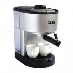 Espressor cafea Zass, 800W, capacitate 1.2l