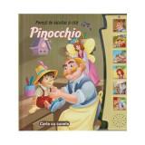 Pinocchio - carte cu sunete |