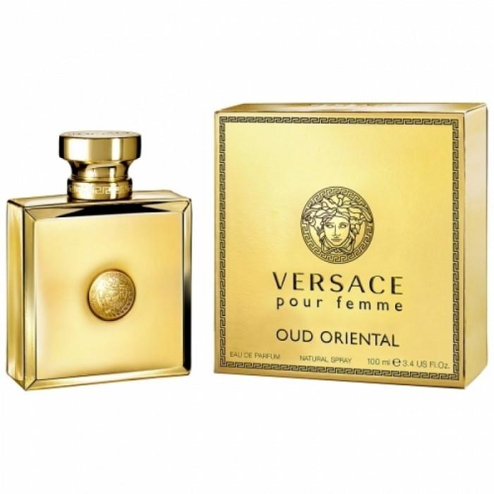Apa de parfum Tester Femei, Versace Oud Oriental, 100ml