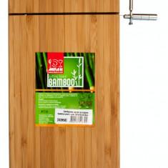 Tocator bambus branzeturi cu cutit integrat 30,5x15,3x1,9cm MN011679 Raki