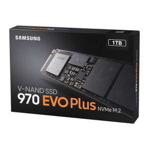 SSD Samsung 970 EVO Plus Series 1TB PCI Express x4 M.2 2280