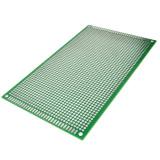Placa test PCB 9 x 15 cm, prototip / prototype Arduino (p.301)