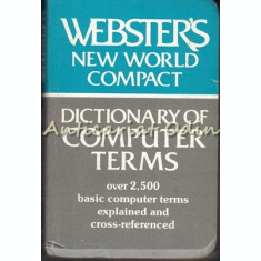 Webster's New World Compact Dictionary Of Computer Terms - Laura Darcy