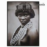 Tablou Digital Pictat Hârtie (100 x 3 x 140 cm) by Homania