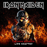 Iron Maiden The Book of Souls:Live Chapter LP (3vinyl)