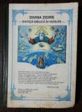 DIVINA ZIDIRE - SINTEZA BIBLICA IN VERSURI - VASILE MILITARU