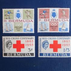 ANGLIA BERMUDA =MNH/MH