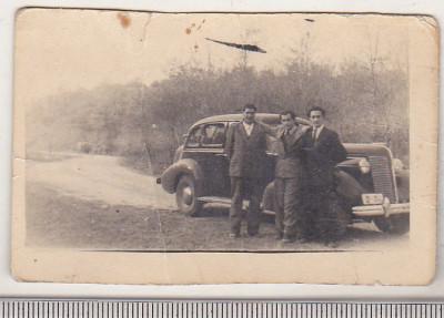 bnk foto -  Ford V-8 - fabricat in Romania foto