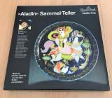 Farfurie - Rosenthal - Aladin si lampa fermecata - Nr. 9 - Bjorn Wiinblad