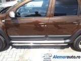 Set bandouri protectii laterale usi fata si spate Dacia Duster 2009-2017