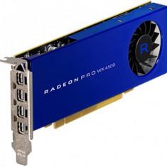 Placa Video AMD Radeon Pro WX 4100 Workstation, 4GB, GDDR5, 128 bit