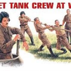 + Kit figurine 1/35 Miniart 35017 - Russian tank crew ww2 (fara cutie) +