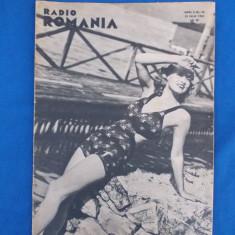REVISTA RADIO ROMANIA , NR. 76 / 1942