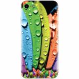Husa silicon pentru Apple Iphone 6 Plus, Colorful Daisy Petals