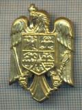 Y 1539 INSIGNA-MILITARA  -EMBLEMA COIFURA -PENTRU COLECTIONARI