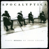 Apocalyptica Plays Metallica By 4 Cellos 20th Anniv ed.(cd)