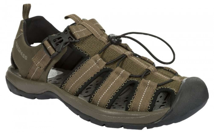 Sandale barbati Trespass Cornice Khaki 45