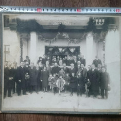 Iasi Epitropia Casei Sf.Spiridon Orfelinat / foto pe carton