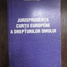 JURISPRUDENTA CURTII EUROPENE A DREPTURILOR OMULUI-VINCENT BERGER