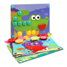 Set creativ 8 in 1 - Mozaic PlayLearn Toys