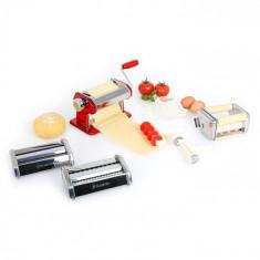 Klarstein Klarstein Serena Rossa Paste Maker Paste Maker 3 atașamente din oțel inoxidabil de culoare roșie foto