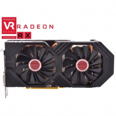 Placa video XFX Radeon RX 580 GTS XXX Edition, 8GB GDDR5 256-bit, HDMI, DVI, 3x...