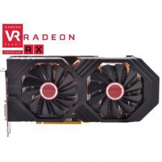 Cumpara ieftin Placa video XFX Radeon RX 580 GTS XXX Edition, 8GB GDDR5 256-bit, HDMI, DVI, 3x...