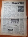 sportul 12 iunie 1986-campionatul mondial de fotbal,baschet,inot