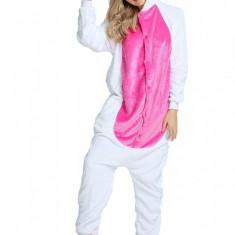 PJM44-25 Pijama intreaga kigurumi, model unicorn