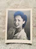 Foto  PANDELE LUIZA ELENA anii 30-40 Opera Romana Bucuresti semnatura 8 x 6,5 cm