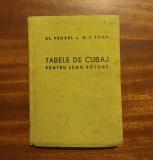 Tabele de cubaj pentru lemn rotund - Al. Vendel, G. T. Toma (1955)