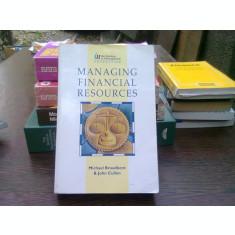 Managing financial resources - Michael Broadbent (Gestionarea resurselor financiare)