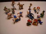 Disney - 15 figurine - Bully - Cei 3 purcelusi, Toy story
