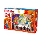 Cumpara ieftin Puzzle 24 piese Basme