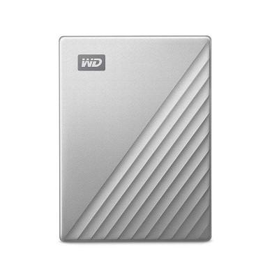 Hard disk extern WD My Passport Ultra for Mac 4TB 2.5 inch USB 3.1 Silver foto