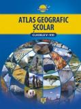 Atlas geografic scolar clasele V-VIII |