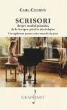 Scrisori despre studiul pianului | Carl Czerny