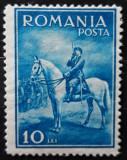 Lp 97 / 1932 - MNH - Carol II călare