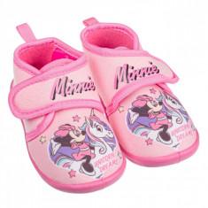 Botosi de casa imblaniti, model Minnie-unicorn, marime 21, roz