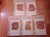 Ciresarii - CONSTANTIN CHIRITA , editie 1976 , complet , volume 1-5