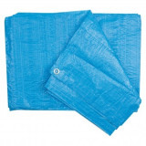 Prelata polipropilena, 4x6m, albastru, Vorel 85050