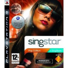SingStar Pop Edition PS3