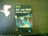 Soarele subteran - A. E. van Vogt, A.E. Van Vogt