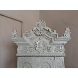 Soba de teracota veche