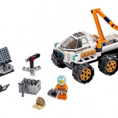 LEGO City - Cursa de testare pentru Rover 60225