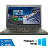 Laptop Lenovo Thinkpad X250, Intel Core i5-5300U 2.30GHz, 8GB DDR3, 240GB SSD, 12.5 Inch + Windows 10 Home