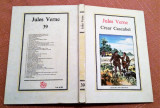 Cesar Cascabel. Editura Ion Creanga 1988, Nr. 39 - Jules Verne