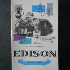 M. LAPIROV SKOBLO - EDISON